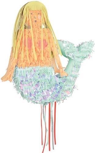Piñata Chica Para 1 Año Sirena Marca Meri Meri Party