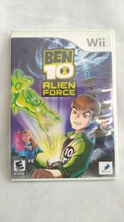 Ben 10 Alien Force - Practicamente Nuevo - Wii
