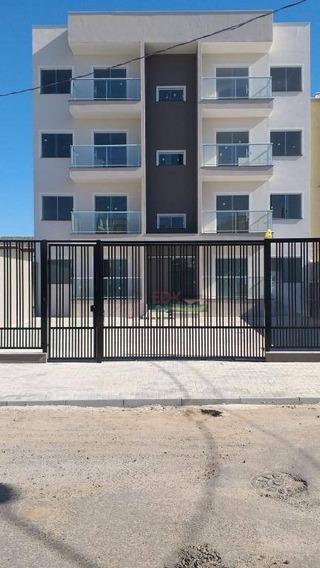 Apartamento Com 3 Dormitórios À Venda, 85 M² Por R$ 270.000,00 - Jardim Bela Vista Ii - Guaratinguetá/sp - Ap4557