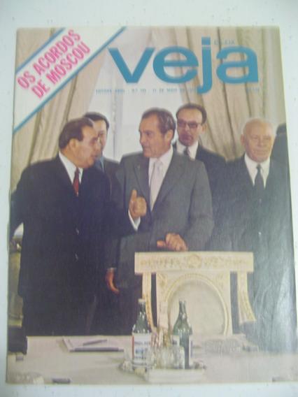 Revista Veja 195 Miéle Serra Negra Sp Paraiba Nobrega 1972