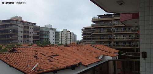 Apartamento Para Venda Em Cabo Frio, Braga, 3 Dormitórios, 1 Suíte, 2 Banheiros, 2 Vagas - Ap 129_2-995096
