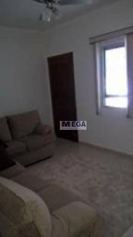 Casa Com 2 Dormitórios À Venda, 105 M² Por R$ 282.000,00 - Parque Jambeiro - Campinas/sp - Ca1452