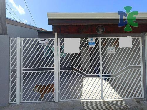 Imagem 1 de 19 de Casa Com 2 Dormitórios À Venda, 112 M² Por R$ 265.000 - Jardim Califórnia - Jacareí/sp - Ca0746