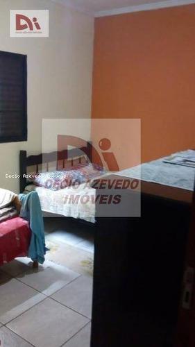 Casa Com 2 Dormitórios À Venda Por R$ 270.000,00 - São Gonçalo - Taubaté/sp - Ca0071