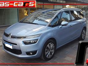 Citroën C4 Grand Picasso Hdi Shine Nueva!! Familiar 3 Filas!