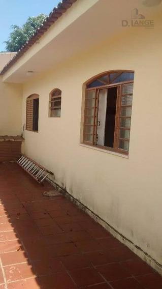 Casa Residencial À Venda, Parque Taquaral, Campinas. - Ca10532