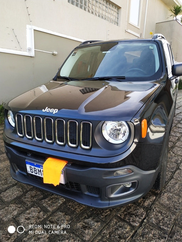 Jeep Renegade 2017 1.8 Sport Flex 5p