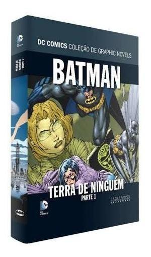 Graphic Novels-batman Terra De Ninguém 1 E 2