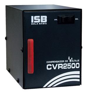 Compensdor De Voltage Cvr 2500 Isb 1 Toma 127v