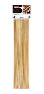 Brochetas O Palillos Para Brochetas Bamboo 50 Unidades Ibili