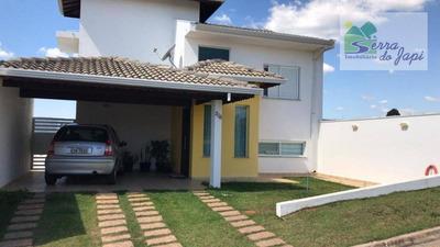 Casa Com 3 Dormitórios À Venda, 201 M² Por R$ 650.000 - Jacaré - Cabreúva/sp - Ca1898