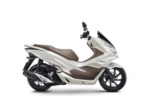 Moto Honda Pcx Dlx 2019/2020 Zerada Concessionaria Honda