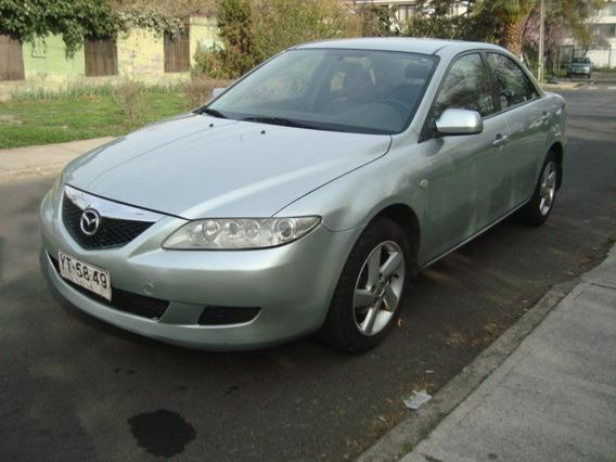 Mazda 6 Año 2005 Full Cuero
