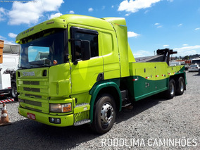 Scania P 124 400 6x4 2005 /guincho