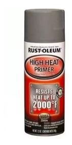 Tinta Spray Primer Alta Temperatura 2000f