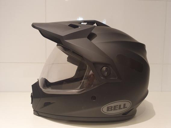 Capacete Moto Bell Mx 9 Adventure Dlx Viseira Fotocrômico