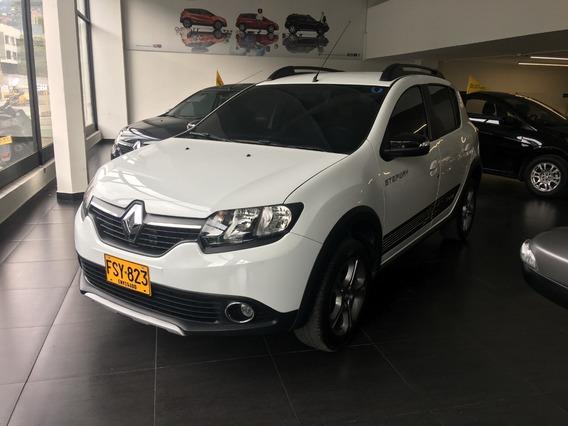 Renault Stepway Intens 1.6 Aut Blanca 2019 Fys823