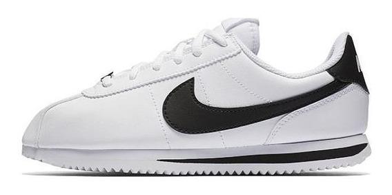 Tenis Nike Cortez Basic Casuales Unisex 100% Originales