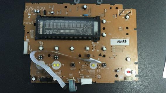 Visor Com Placa Cdj 200 Pioneer
