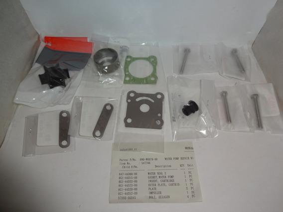 Kit Reparo Bomba D´agua Motor Popa Yamaha 8hp 2 Tempo Cmh