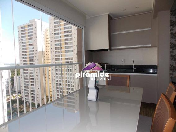 Apartamento À Venda, 75 M² Por R$ 490.000,00 - Jardim Das Indústrias - São José Dos Campos/sp - Ap11968