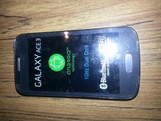 Samsung Ace 3 Tarjeta No Arranca
