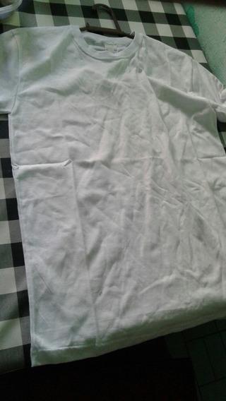Camisas Brancas Lisa Basic