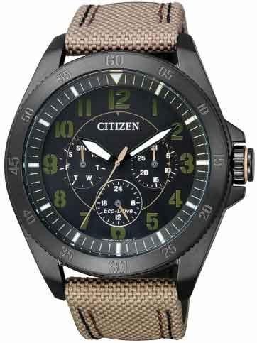 Relógio Citizen Masculino Eco Drive Bu2035-05e / Tz30875p