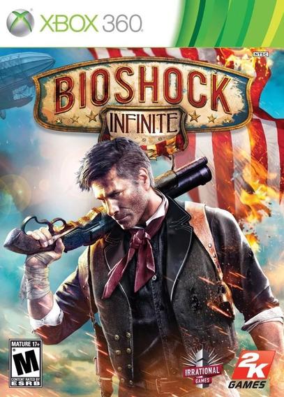 Game Xbox 360 Bioshock Infinite - Original - Novo -