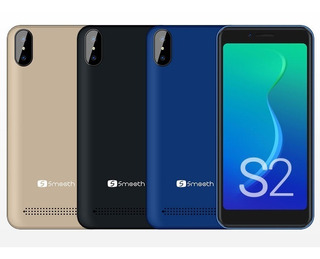 Teléfono Smooth S2 Camara Dual 3g 1gb Ram 8 Rom Ips 18:9