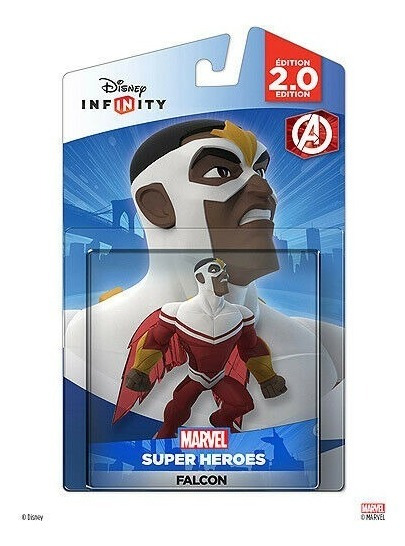 Disney Infinity 2.0 Falcão ( Falcon ) Marvel Super Heroes