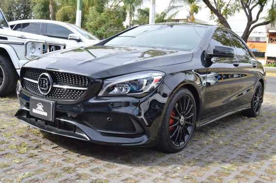 Mercedes Benz Clase Cla 250 2018 Sport Negro
