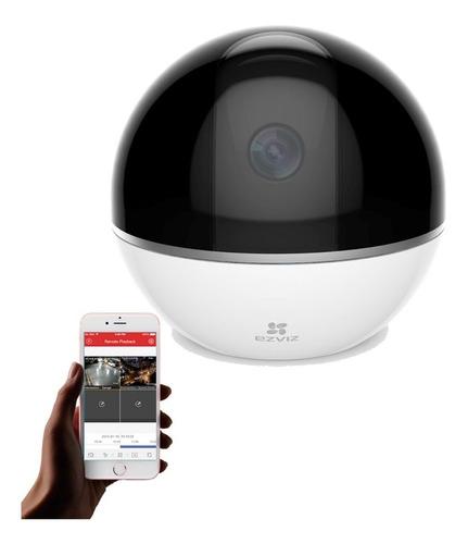 Cámara De Seguridad Ip Ezviz C6t  360° Wifi Pt