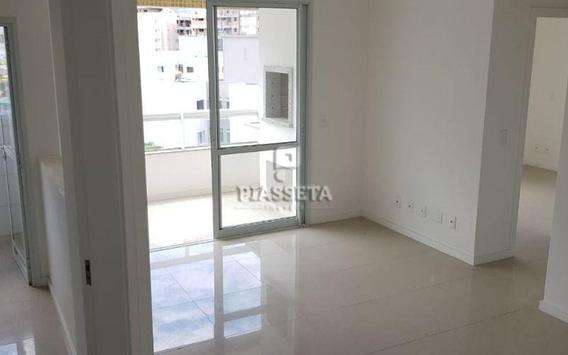 Apartamento Residencial À Venda, Itacorubi, Florianópolis - . - Ap0047