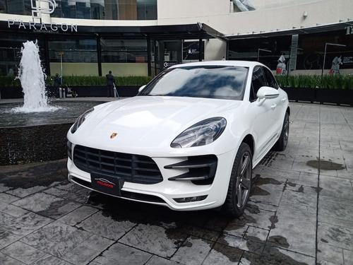 Imagen 1 de 10 de Porsche Macan Turbo 2016 Blanca