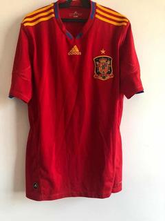 Camisa Espanha Copa Do Mundo 2010