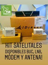 Servicio De Internet Satelital! Minas Empresas Y Mas!