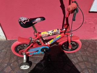 Bicicleta Niño Rodado 10