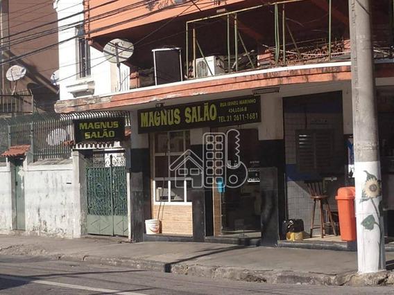 Loja À Venda, 56 M² Por R$ 315.000 - Icaraí - Niterói/rj - Lo0086