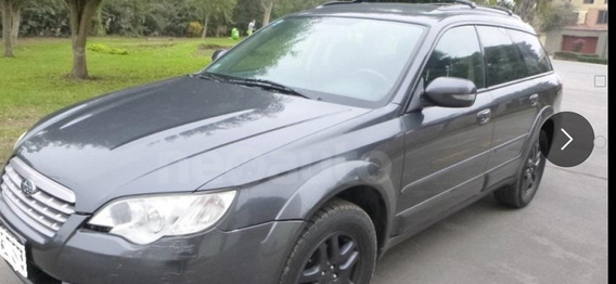 Subaru Outback 2007-2008