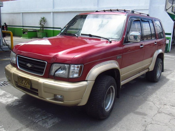 Chevrolet Trooper Campero 960