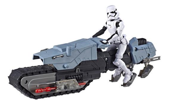 Veículo E Figura - Disney - Star Wars - Galaxy Of Adventure