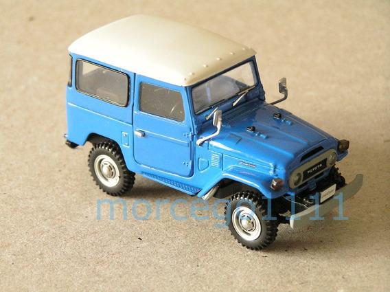 Pick-up Toyota Landcruiser - Como A Nossa Bandeirante 1/43