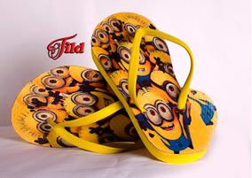 Sandálias Personalizadas Fild