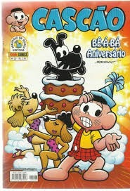Cascão Nº. 23 - Panini Comics