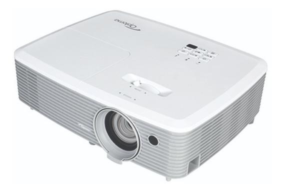 Projetor Optoma W355 3600 L Wxga Lente 1.3 Wireless Opcional