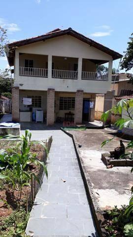 Imagem 1 de 14 de Chácara Com 3 Dormitórios À Venda, 1000 M² Por R$ 330.000,00 - Parque Interlagos - São José Dos Campos/sp - Ch0642