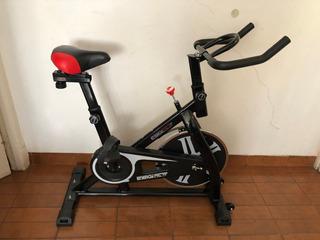 Bicicleta Fija De Spinning Profesional 23 Kg Energy Fit