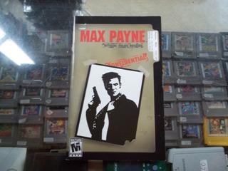 Max Payne Ps2 Solo Manual O Instructivo