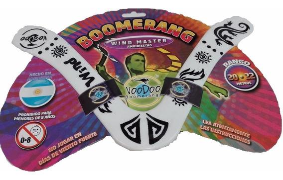 Boomerang Bumeran Voodoo Windmaster Iniciacion 20 - 25 Metro